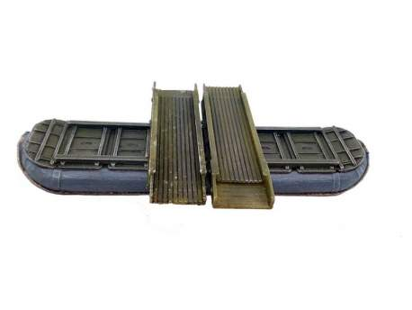 US M2 Inflatable Pontoon Bridge 28mm (1:56)
