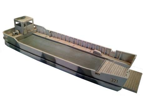 Second World War German Pionierlandungsboot 41 1:56 (28mm)