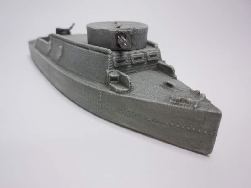 Db Soviet Landing Craft 1 56 28mm