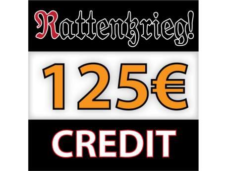 Rattenkrieg! 100€ Credit