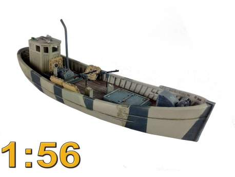 German Hafenschutzboot 28mm (1:56 scale)