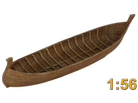 Ottoman boat 1:56 (28mm)
