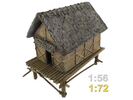 Vietnam House 1:72 (20mm)