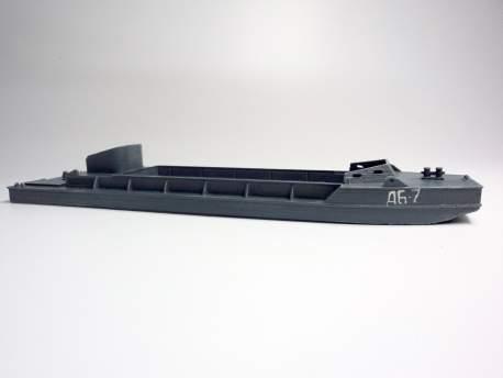 DB Soviet landing craft 1:56 (28mm)
