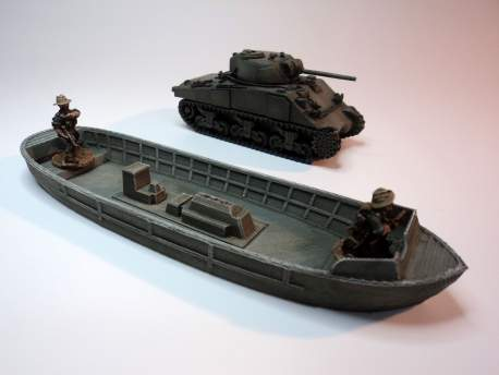Shohatsu-class landing craft 1:56 (28mm)